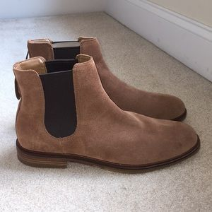 d909ce85729 NEW Clarks Clarkdale Gobi boots 11 NWT